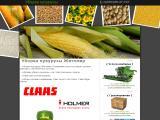 Уборка кукурузы Житомир